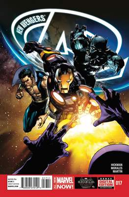 New Avengers Vol. 3 (2013 -2015 ) (Comic-Book) #17
