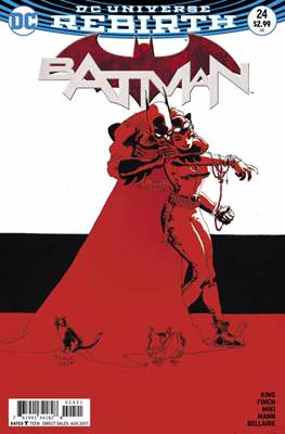 Batman Vol. 3 (2016- Variant Covers) (Comic Book) #24.2