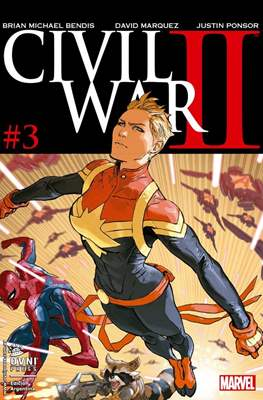 Civil War II (Rústica) #3