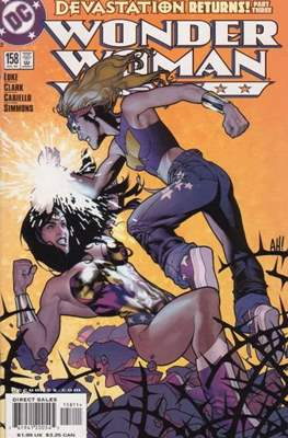 Wonder Woman Vol. 2 (1987-2006) (Comic Book) #158