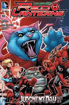 Red Lanterns (2011 - 2015) New 52 #30