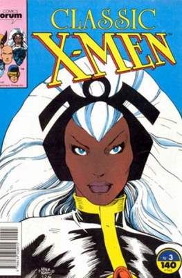 Classic X-Men Vol. 1 (1988-1992) (Grapa 32 pp) #3