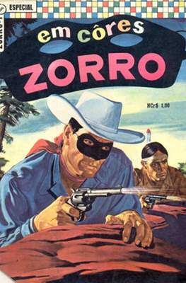 Zorro em cores