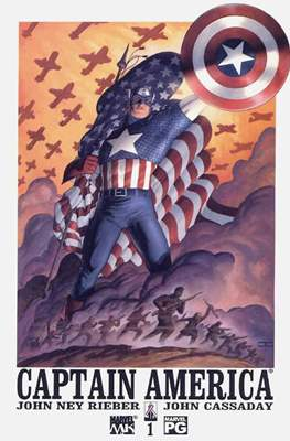 Captain America Vol. 4 (Comic Book) #1