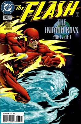 The Flash Vol. 2 (1987-2006) (Comic Book) #137
