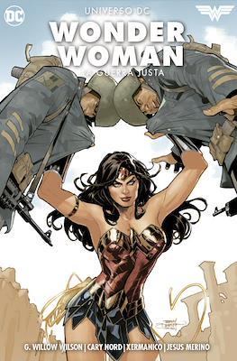 Wonder Woman (2017-...) (Rústica) #8