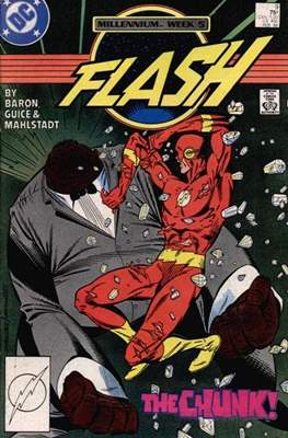 The Flash Vol. 2 (1987-2006) (Comic Book) #9
