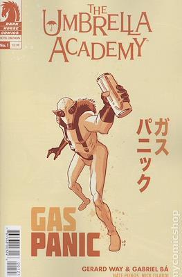 The Umbrella Academy: Hotel Oblivion (Variant Cover)