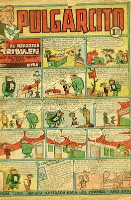 Pulgarcito (1946-1981 5ª y 6ª época) (Grapa, 16-32 páginas) #1093