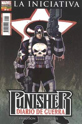 Punisher: Diario de guerra (2007-2009) (Grapa.) #5