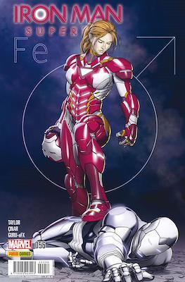 El Invencible Iron Man Vol. 2 (2011-) (Grapa - Rústica) #56