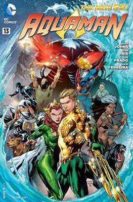 Aquaman Vol. 7 (2011-2016) (Digital) #13