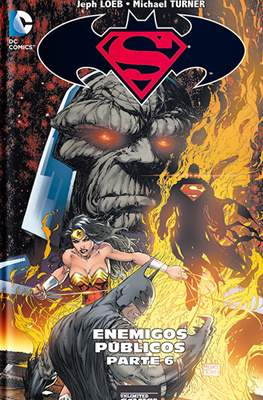 Superman Batman: Enemigos Públicos (Grapa) #6