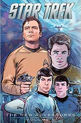 Star Trek: The New Adventures (Softcover) #5