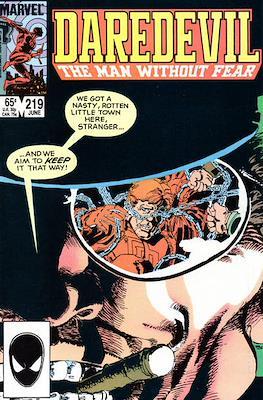 Daredevil Vol. 1 (1964-1998) (Comic Book) #219
