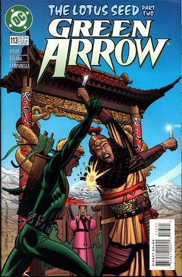 Green Arrow Vol. 2 (Comic-book.) #113