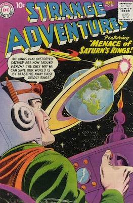 Strange Adventures (Comic Book) #96