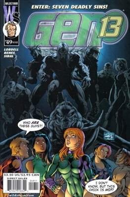 Gen 13 (1999 Series) (Saddle-Stitched) #49