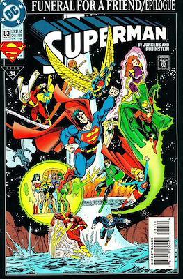 Superman Vol. 2 (1987-2006) (Comic Book) #83