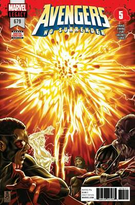 The Avengers Vol. 7 (2016-2018) (Comic-book) #679