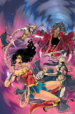 Wonder Woman Vol. 5 (2016-) (Comic book) #751