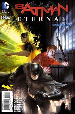 Batman Eternal (2014-2015) (Comic-Book) #20