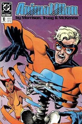 Animal Man (1988-1995) (Comic Book) #10