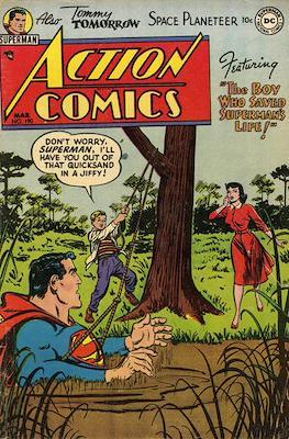 Action Comics Vol. 1 (1938-2011; 2016-) (Comic Book) #190
