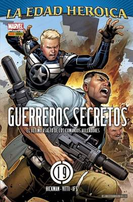 Guerreros secretos (2009-2012) (Grapa) #19