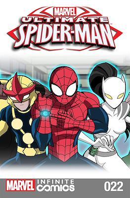 Ultimate Spider-Man: Infinite Comics #22