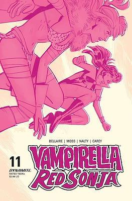 Vampirella Red Sonja (2019- Variant Covers) (Comic Book) #11.2