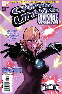 Captain Universe / Invisible Woman