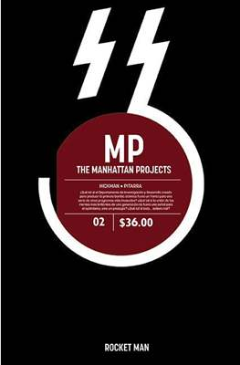 The Manhattan Projects (Grapa) #2