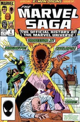 Marvel Saga (Comic-book.) #4