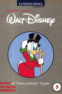 Suplemento Infantil Walt Disney #5