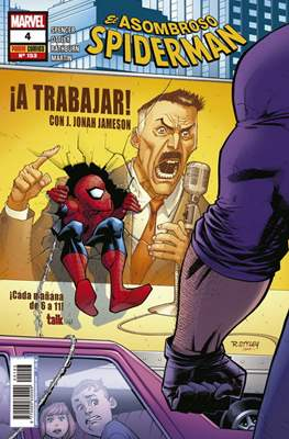 Spiderman Vol. 7 / Spiderman Superior / El Asombroso Spiderman (2006-) (Rústica) #153/4