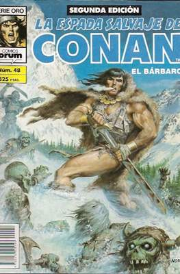 La Espada Salvaje de Conan Vol. 1. 2ª edición (Grapa. 64 páginas) #48