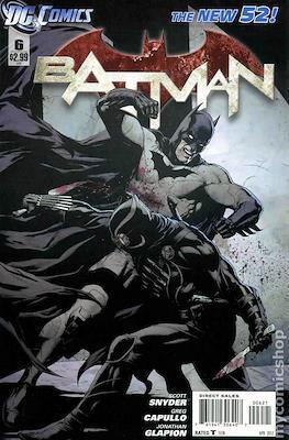 Batman Vol. 2 (2011-2016 Variant Covers) (Comic Book) #6