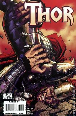 Thor / Journey into Mystery Vol. 3 (2007-2013) (Comic-Book) #606