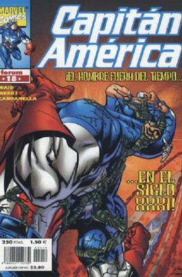 Capitán América Vol. 4 (1998-2000) (Grapa 28 pp) #18
