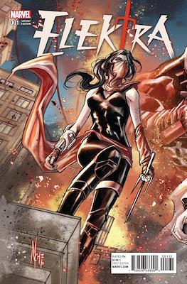 Elektra Vol. 4 (Variant Cover) #1.6