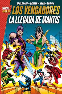 Los Vengadores. Marvel Gold (Rústica con solapas) #3