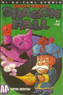 Dragon Fall (Rústica) #3