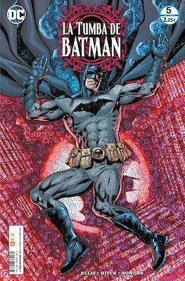 La tumba de Batman (Grapa 24 pp) #5