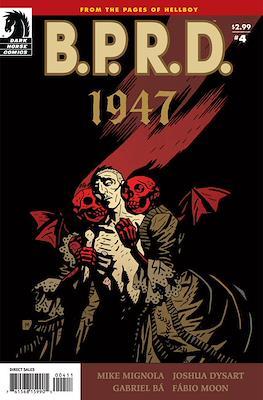 B.P.R.D. (Comic Book) #61