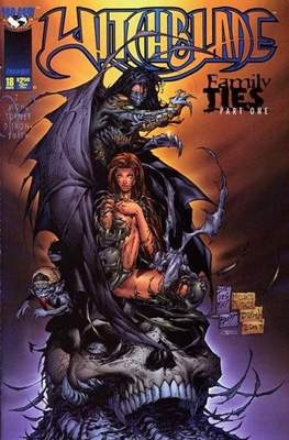 Witchblade (Comic Book) #18