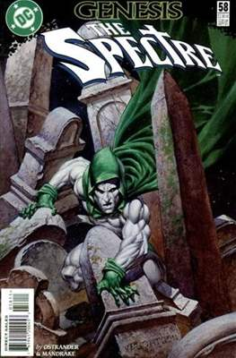 The Spectre Vol. 3 (Grapa) #58