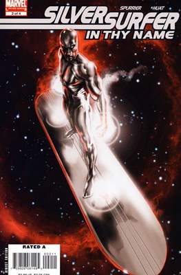 Silver Surfer: In Thy Name (Grapa) #2