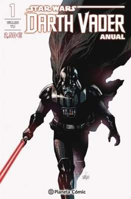 Star Wars Darth Vader Anual