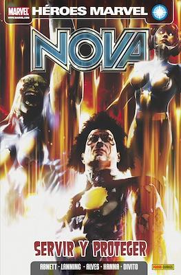 Nova (2008-2010) (Rústica 96 pp) #4
